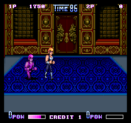 Welcome To The Fantasy Zone Presents Double Dragon 2 Tim Clare