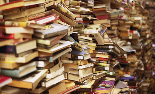 authors' work gets lost in the mountain of books out there - buying their novels is the best way to promote their work